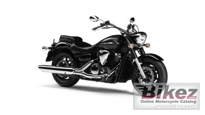 2014 Yamaha XVS1300A Midnight Star