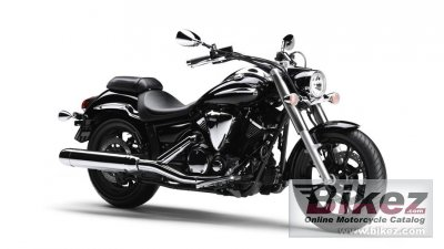 2014 Yamaha XVS950A Midnight Star