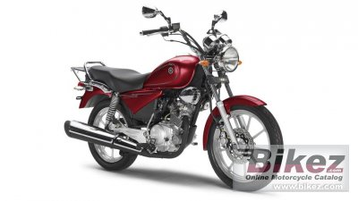 2014 Yamaha YBR125 Custom