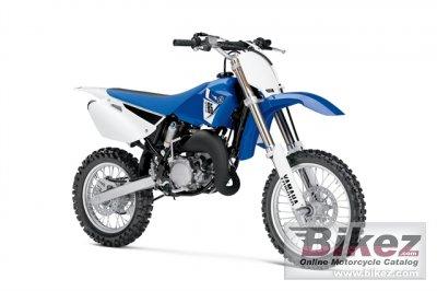2014 Yamaha YZ85