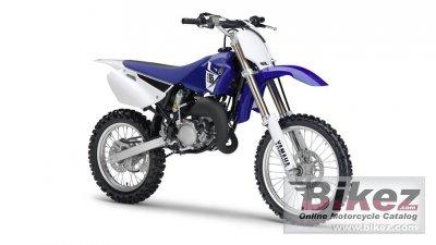 2014 Yamaha YZ85LW