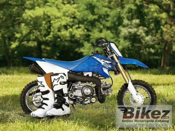 2015 Yamaha TT-R50E