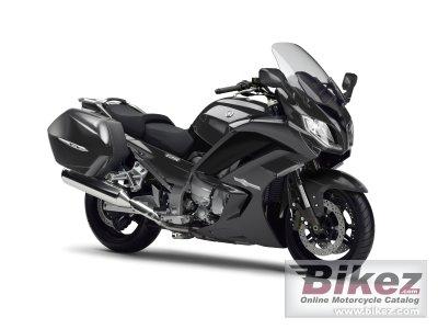 2015 Yamaha FJR1300AS