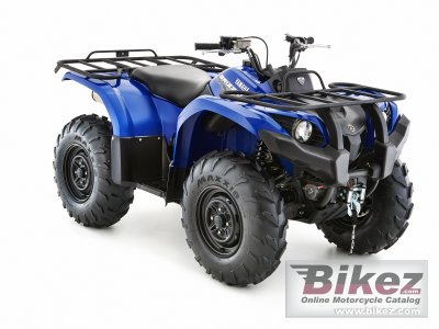 2015 Yamaha Grizzly 450 Auto. 4x4 EPS specifications and pictures