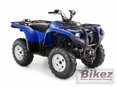 2015 yamaha grizzly 550 fi auto 4x4 eps specifications for Yamaha clp 550 specifications