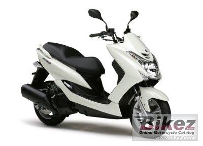 2015 Yamaha Majesty S