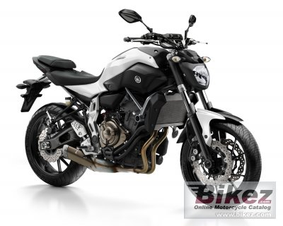 2015 Yamaha Mt 07 Specifications And Pictures
