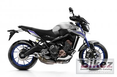 2015 Yamaha MT-09 Street Rally ABS