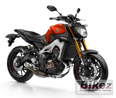 2015 yamaha mt 09 specifications and pictures. Black Bedroom Furniture Sets. Home Design Ideas