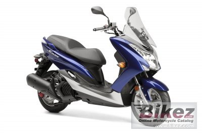 2015 Yamaha Smax