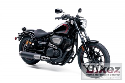 2015 Yamaha Star Bolt R-Spec