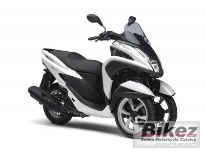 2015 Yamaha Tricity