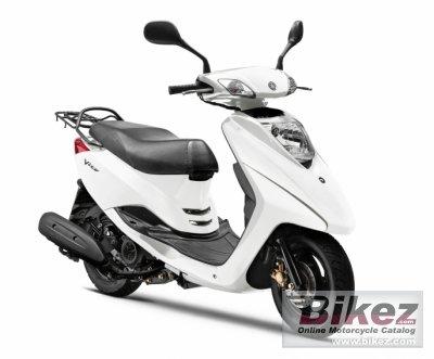 2015 Yamaha Vity