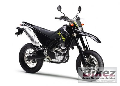 2015 Yamaha WR250X specifications and pictures