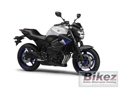 2015 Yamaha XJ6