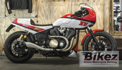 2015 Yamaha XV950 Pure Sports by Low Ride