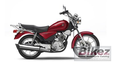 2015 yamaha ybr125 custom specifications and pictures. Black Bedroom Furniture Sets. Home Design Ideas