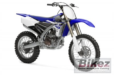 2015 Yamaha YZ250FX