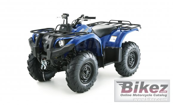 Yamaha grizzly 450 irs for 2016 yamaha grizzly 450