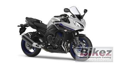 2016 Yamaha Fazer8