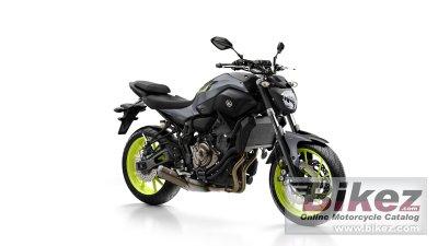 2016 Yamaha MT-07