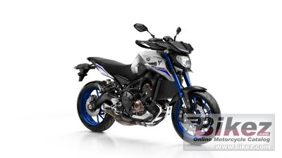 yamaha mt 09 street rally 2016 specs pictures. Black Bedroom Furniture Sets. Home Design Ideas