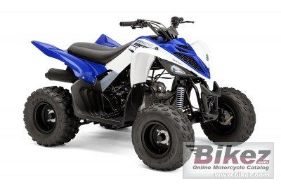 2016 Yamaha Raptor 90