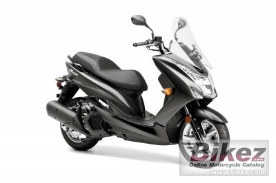 2016 Yamaha Smax