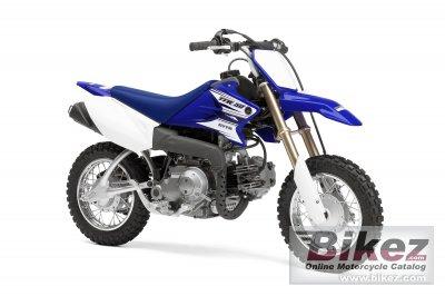 2016 Yamaha TT-R50E