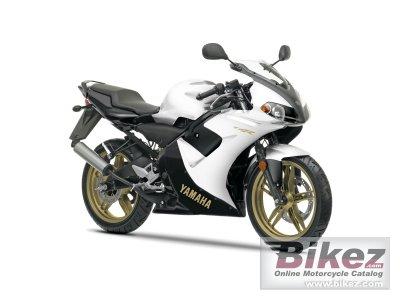 2016 Yamaha TZR50