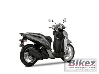 2016 Yamaha Xenter 150