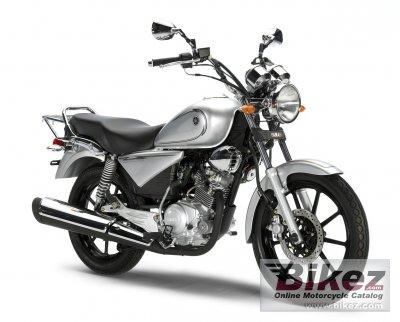 2016 Yamaha YBR125 Custom