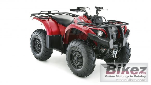 2017 Yamaha Grizzly 450 IRS