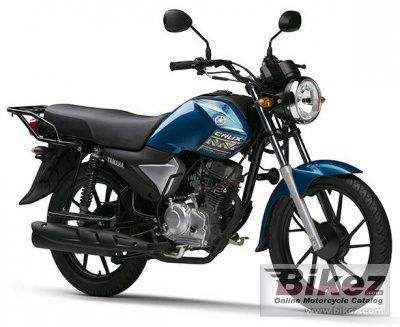2017 Yamaha Crux