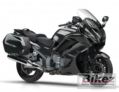 2017 Yamaha FJR1300AS