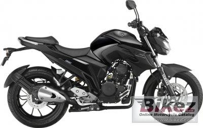 2017 Yamaha FZ25