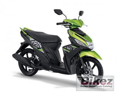 2017 Yamaha Mio M3 125