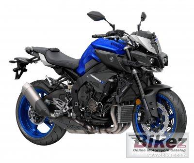 2017 Yamaha MT-10