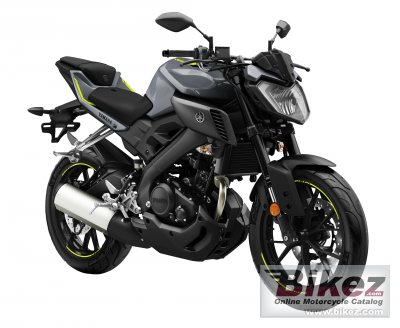 2017 yamaha mt 125 specifications and pictures. Black Bedroom Furniture Sets. Home Design Ideas