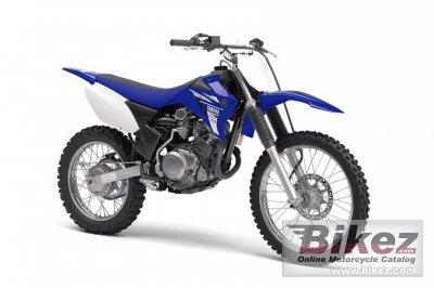 2017 Yamaha TT-R125LE