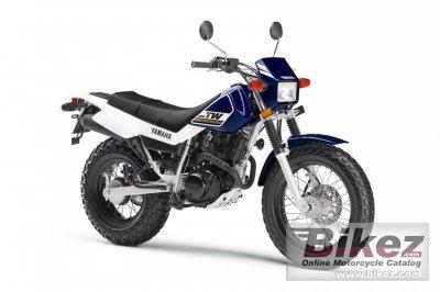 2017 Yamaha TW200