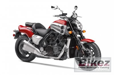 2017 Yamaha VMAX