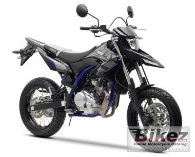 2017 yamaha wr125x specifications and pictures. Black Bedroom Furniture Sets. Home Design Ideas