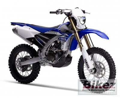 2017 Yamaha WR250F