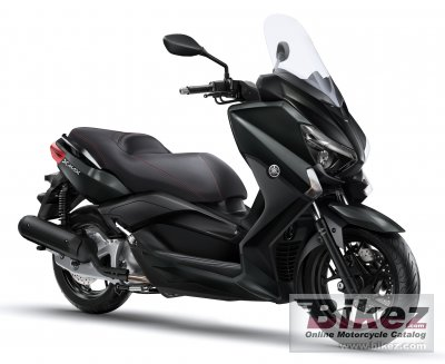 2017 yamaha x max 125 specifications and pictures. Black Bedroom Furniture Sets. Home Design Ideas