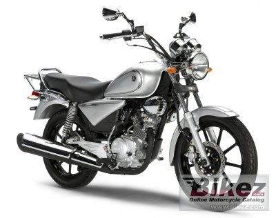 2017 Yamaha YBR125 Custom specifications and pictures