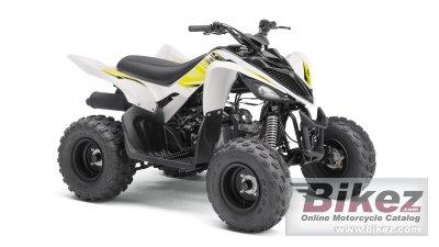 2017 Yamaha YFM90R