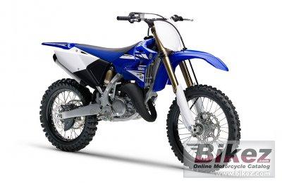 2017 Yamaha YZ125X
