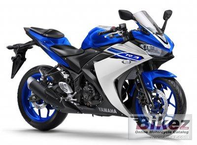 2017 Yamaha YZF-R25