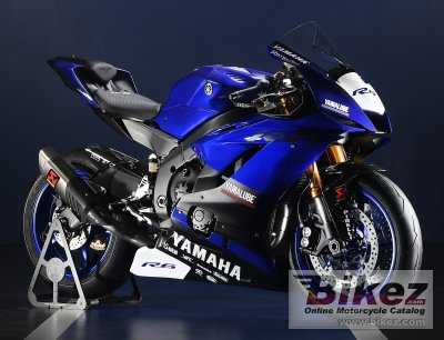 2017 Yamaha YZF-R6 Racing